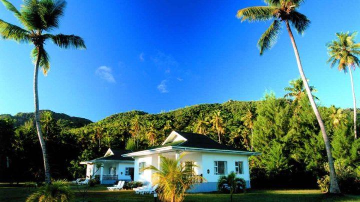 Dovolená Seychely - Chalets Anse Forbans