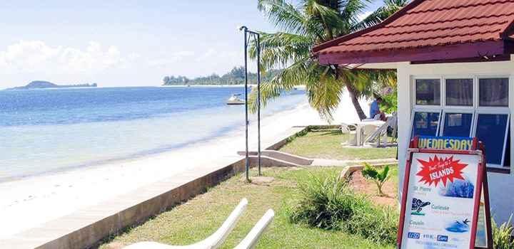 Dovolená Praslin - Beach Villas**