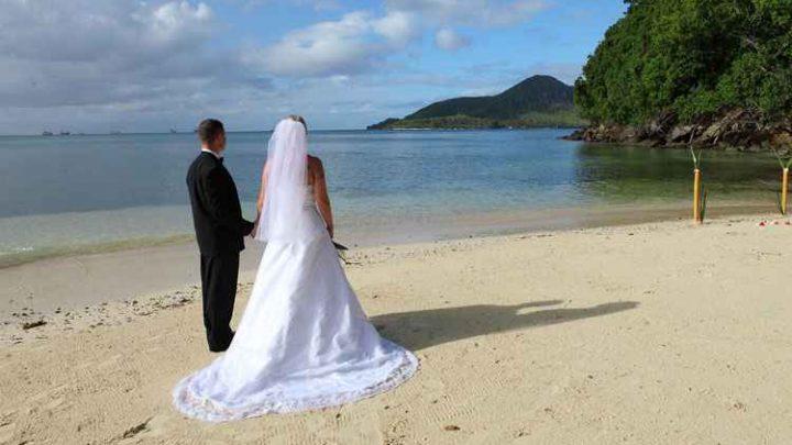 Svatba na Seychelách, hotel Cerf Island Seychely