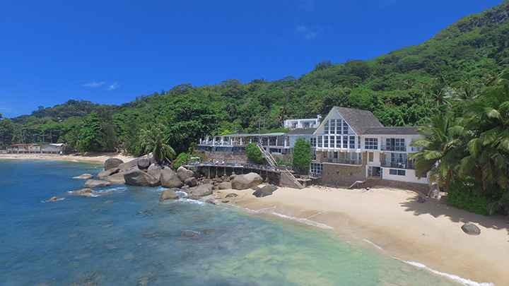 Dovolená Seychely - Bliss Hotel Boutique & Spa****