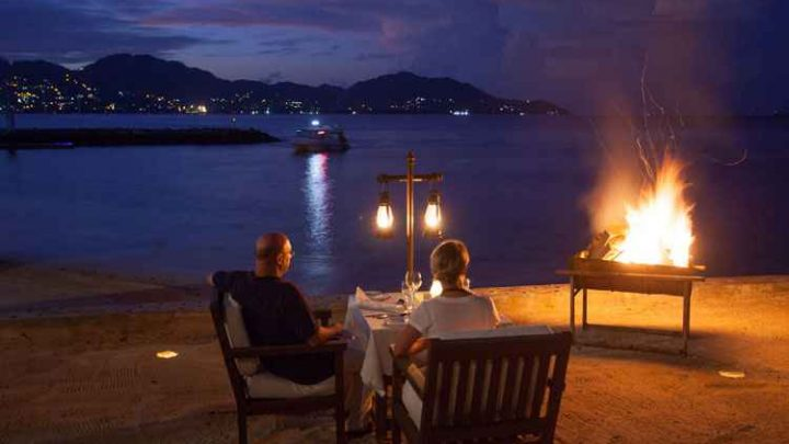 Cerf Island Seychely Cerf Island Resort
