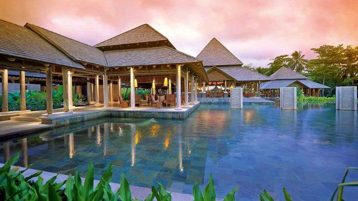 Příklady svatebních balíčků, hotely Constance Ephelia, Seychely