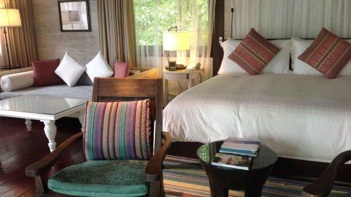 Mahé Seychely Four Seasons Resort Seychelles