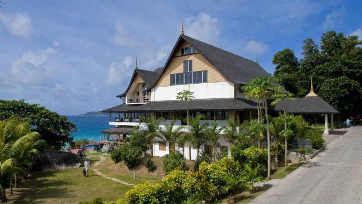 La Digue Seychely Hotel Patatran Village