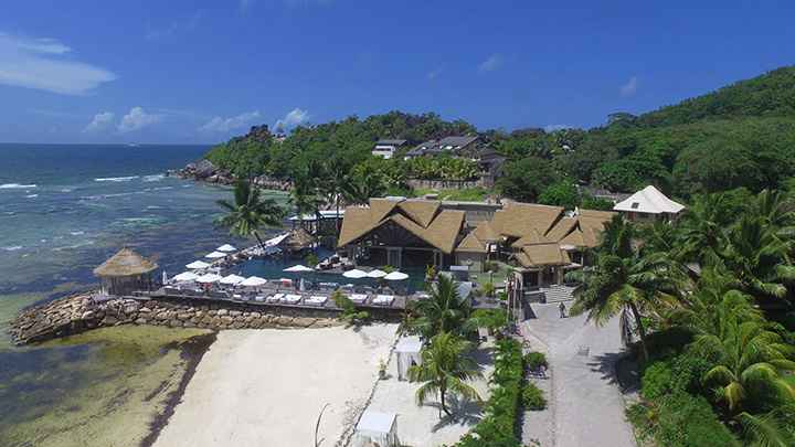 Hotel Seychely - Hotel Le Domaine de Orangeraie****