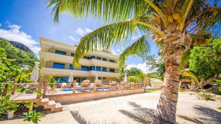Dovolená Mahé - Crown Beach***