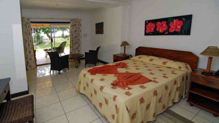 Mahé Seychely Augerine Small Hotel