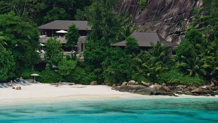 Dovolená Seychely - Four Seasons Resort Seychelles*****