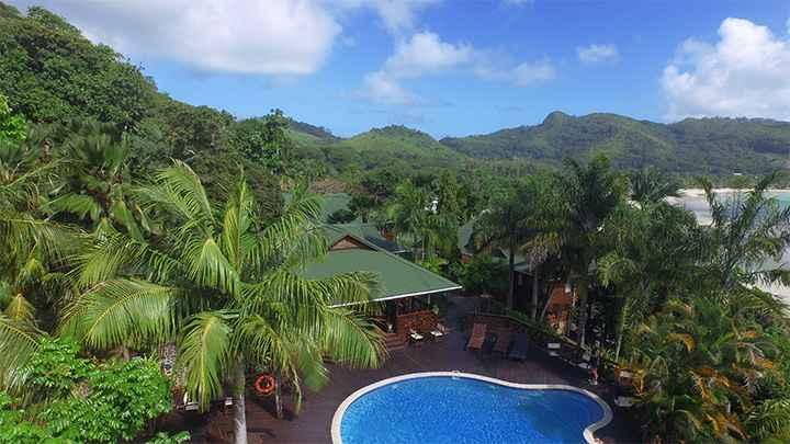 Dovolená Seychely - Le Jardin Des Palmes Hotel***