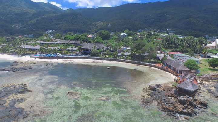 Dovolená Seychely - Le Meridien Fisherman's Cove*****