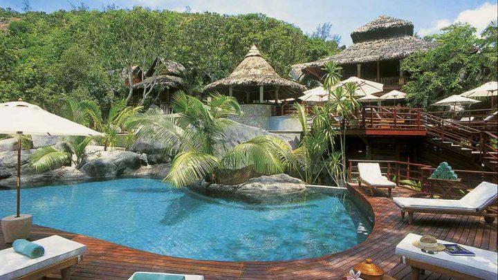 Zájezd Seychely - Constance Lemuria Resort*****