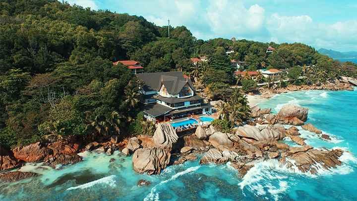 Dovolená Seychely - Hotel Patatran Village***