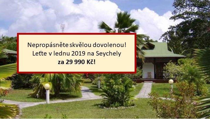 Dovolená Seychely - Fleur De Lys**