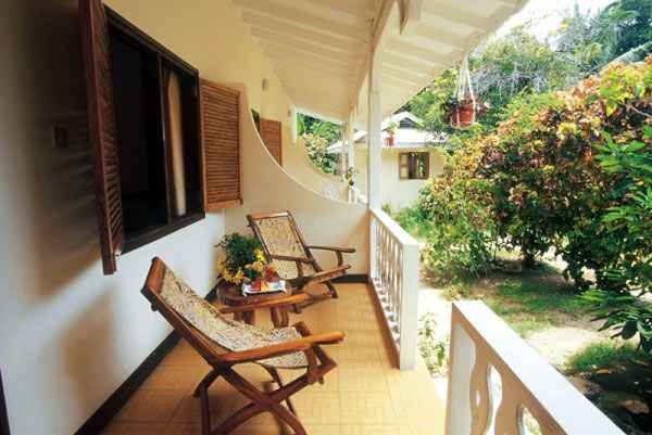 La Digue Seychely Bernique Guesthouse