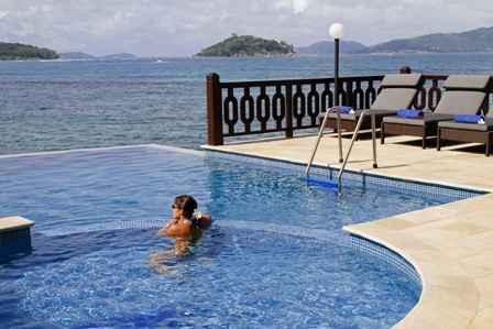 Praslin Seychely Colibri Guesthouse