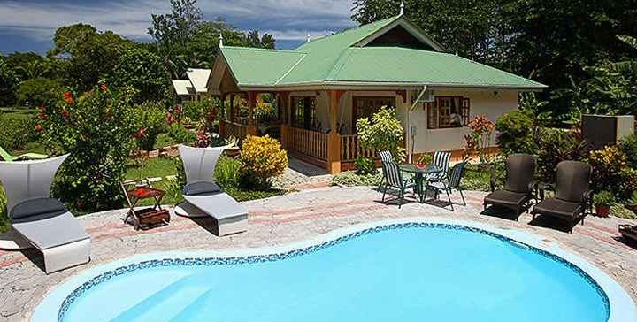 Dovolená Seychely - Casa De Leela Guesthouse**