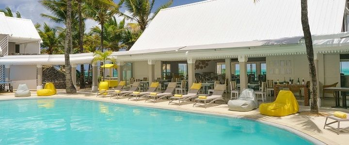 Hotel Tropical Attitude - bazén, Mauricius