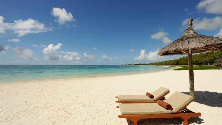 Mauricius Východ Emeraude Beach