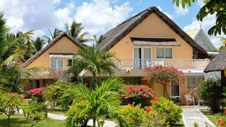Dovolená Mauricius - Merville Beach***