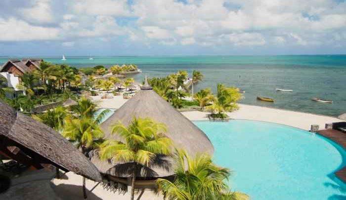 Mauricius Východ Laguna Beach and Spa
