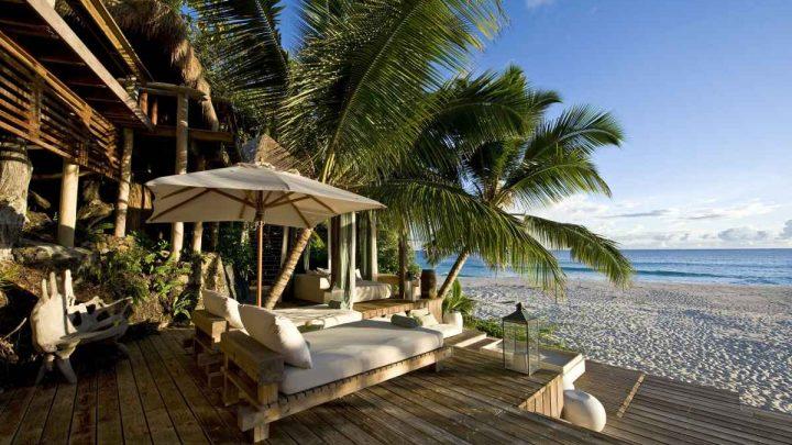 Ostatní ostrovy Seychely North Island-Wilderness Collection