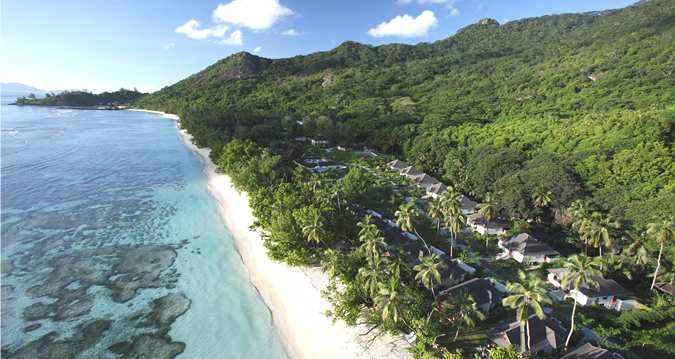 Hilton Labriz - svatební balíček, Seychely