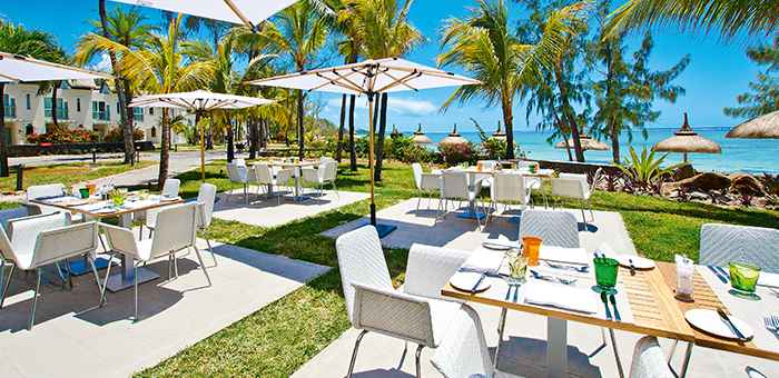 Mauricius Východ Hotel Ambre