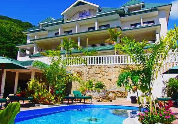 Mahé Seychely Hannemann Holiday Residence