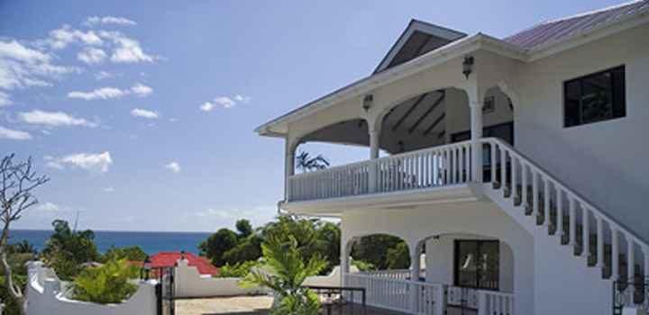 Dovolená Seychely - Casadani Hotel