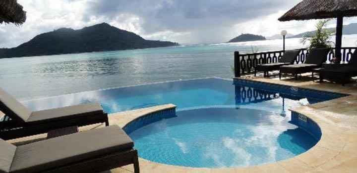 Dovolená Seychely - Chalets Cote Mer