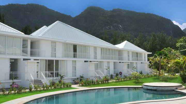 Dovolená Mahé - Eden Luxury Apartments****