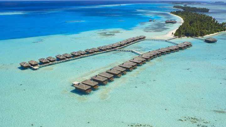 Dovolená Maledivy - Medhufushi Island Resort****