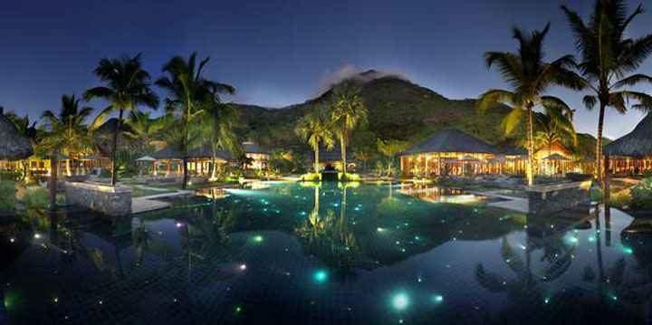 Dovolená Seychely - Hilton Seychelles Labriz Resort and Spa*****