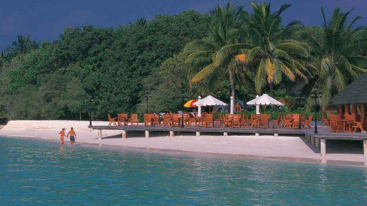 Maledivy Paradise Island Resort