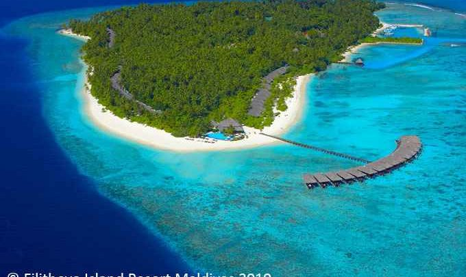 Maledivy Filitheyo Island Resort
