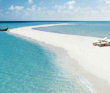 Maledivy Four Seasons Resort Landaa Giraavaru