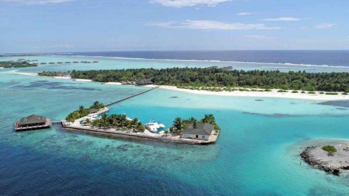 Hotel Maledivy - Paradise Island Resort****
