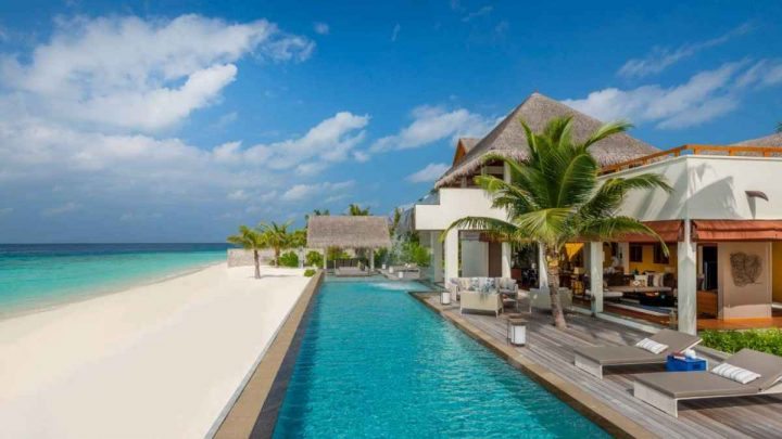 Dovolená Maledivy - Four Seasons Resort Landaa Giraavaru*****