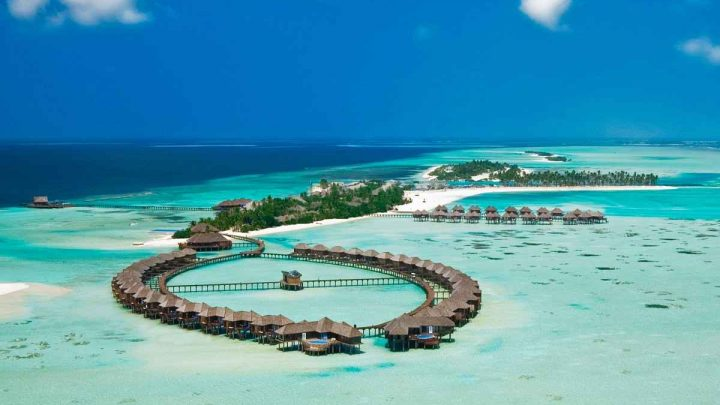 Maledivy Olhuveli Beach Spa
