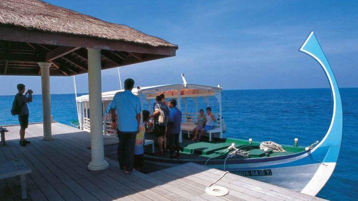 Maledivy Sun Island Resort