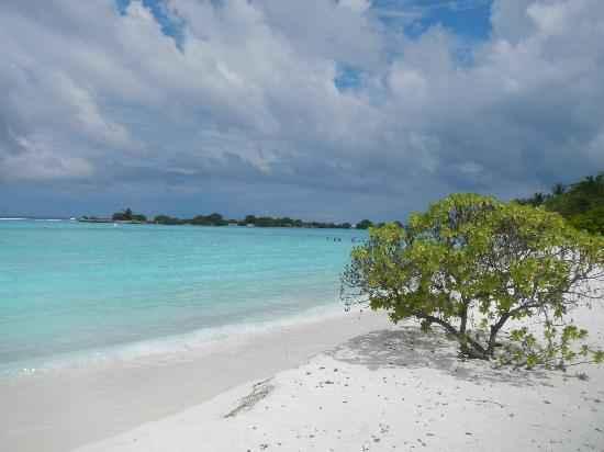 Lankanfinolhu (Paradise Island)