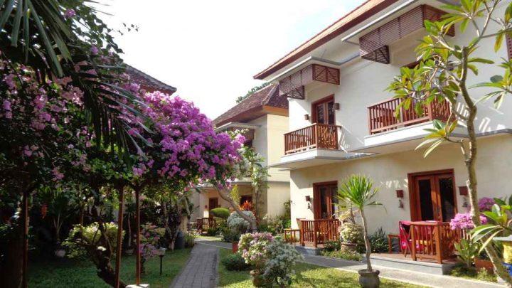 Dovolená Bali - Respati Beach Hotel Sanur ***+