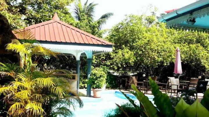 Praslin Seychely Chateau Sans Souci