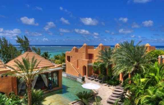 Hotel Salt of Palmar - exteriér, Mauricius