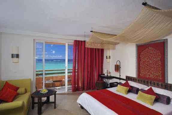 Hotel Salt of Palmar - pokoj s výhledem, Mauricius