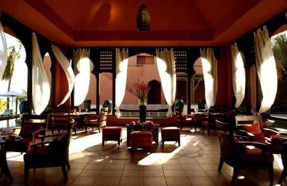 Hotel Salt of Palmar - lobby, Mauricius