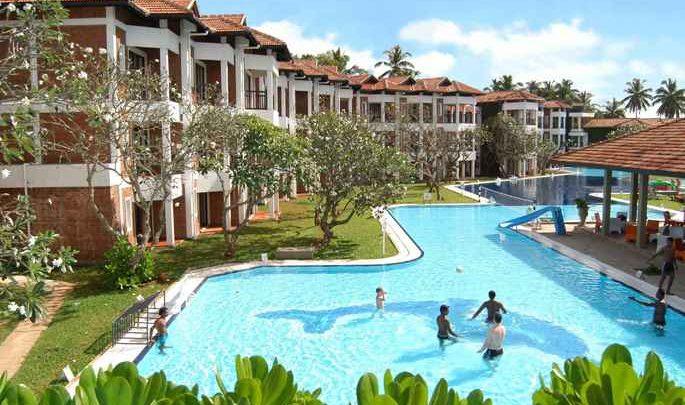 Dovolená Srí Lanka - Club Hotel Dolphin****