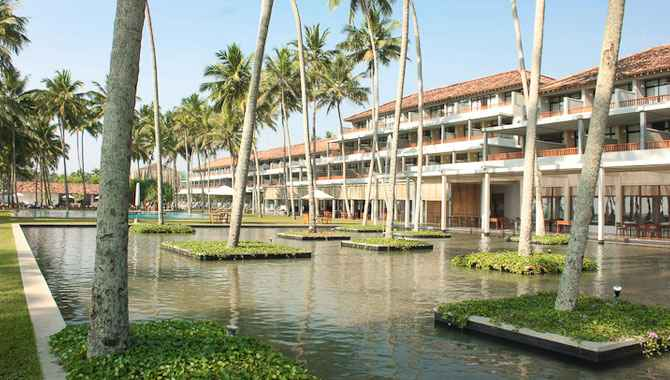 Dovolená Srí Lanka - The Blue Water*****
