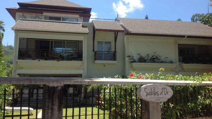 Dovolená Seychely - Sables d´or luxury apartments