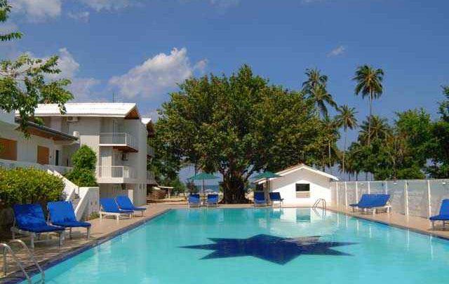 Srí Lanka Pigeon Island Beach Resort